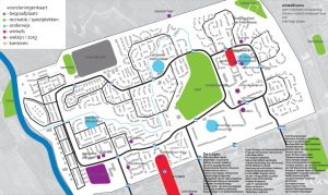 HOSPER-Toekomst bloemkoolwijken-voorzieningenkaart Vlaardingen