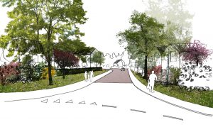 HOSPER-Toekomst bloemkoolwijken-transformatie toegangsstraat 2