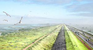 HOSPER-WaddenWerken-Afsluitdijk-Midden dijk