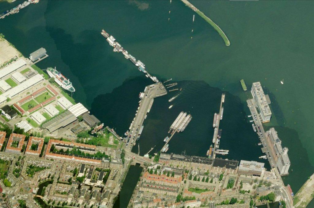 HOSPER-Fu Factory-Amsterdam Pontsteiger-luchtfoto