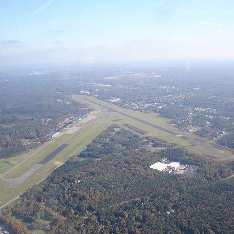 HOSPER-vliegbasis Soesterberg-luchtfoto
