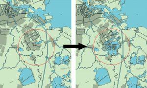 HOSPER-Watervrijstaat Gaasperdam-grote schaal