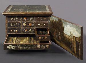 Fu Factory-inspiratie-Susanna van Steenwijck-Luthers kastje-1665
