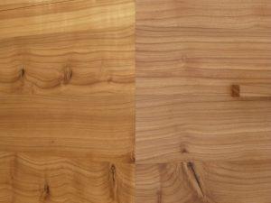 meubel met iepenhout