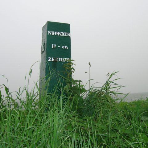 Noordelijke IJdijken-paal