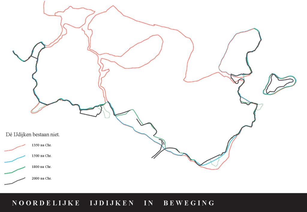 Noordelijke IJdijken in beweging